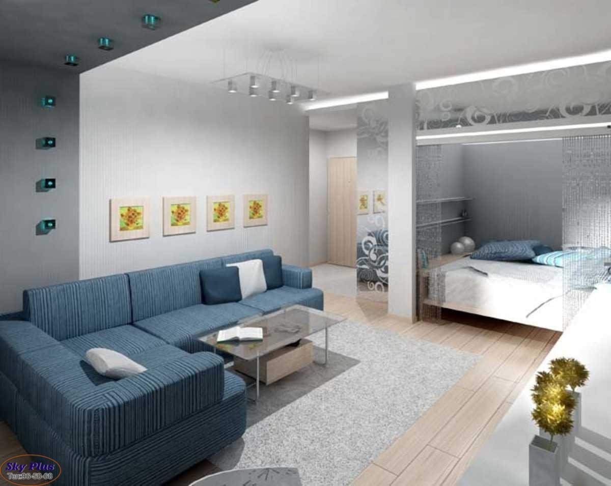 учитывая, фотографии дизайна однокомнатных квартир с нишей нём нравятся